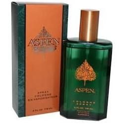 Aspen, woda kolońska w sprayu