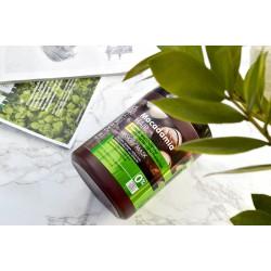 Zestaw do pielęgnacji włosów odbudowa i ochrona szampon,maska,balsam Dr Sante Macadamia