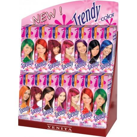 Pianka koloryzującą do włosów VENITA